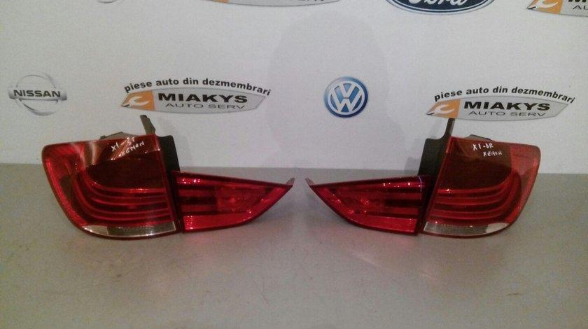 Stopuri BMW X1 E84 Led