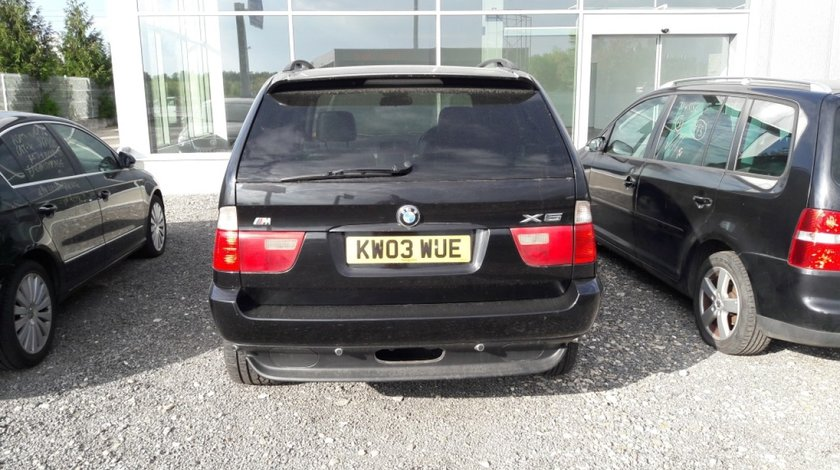 Stopuri BMW X5 E53 2003 SUV 3.0d