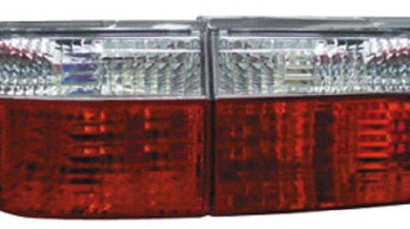 STOPURI CLARE AUDI 80 B3 FUNDAL RED/CRISTAL -COD FKRL8051