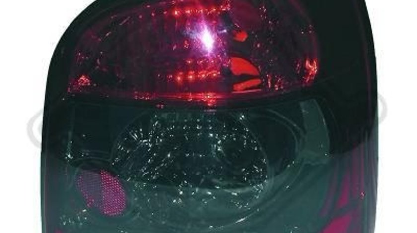 STOPURI CLARE AUDI A4 B5 FUNDAL RED/BLACK -COD 1016697