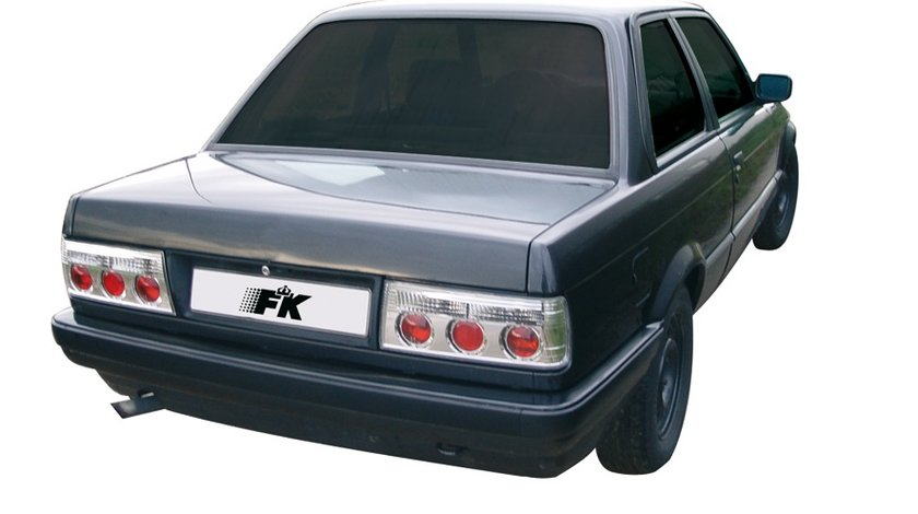 STOPURI CLARE BMW E30 FUNDAL CROM -COD FKRLX03080