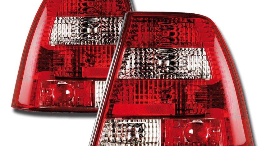 STOPURI CLARE VW BORA FUNDAL RED/CROM -COD FKRL351