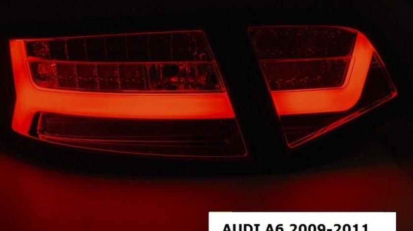 Stopuri cu led Audi A6 4F (09-11)