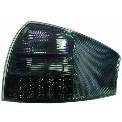 STOPURI CU LED AUDI A6 FUNDAL BLACK -COD 1024998