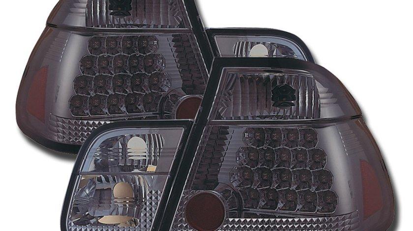 STOPURI CU LED BMW E46 LIM FUNDAL BLACK -COD FKRLXLBM8043
