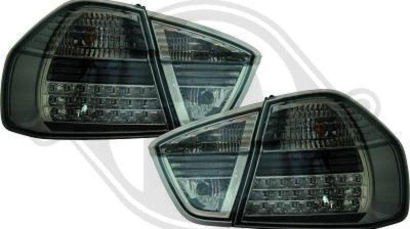 STOPURI CU LED BMW E90 FUNDAL BLACK -COD 1216998