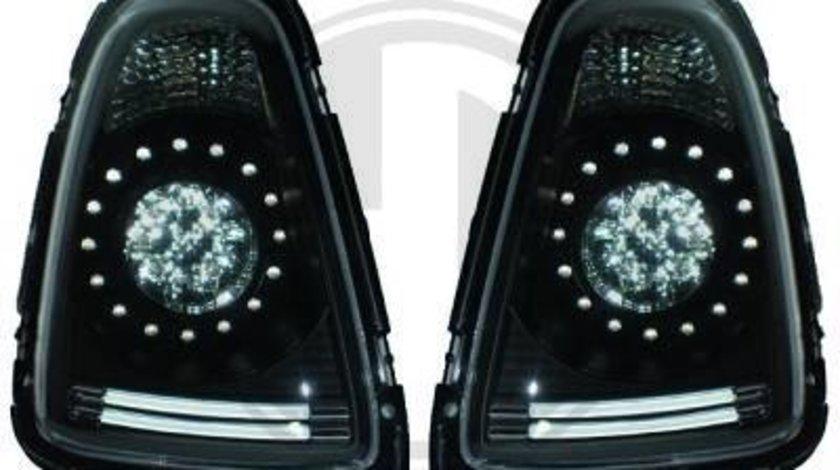 STOPURI CU LED BMW MINI R56/57 FUNDAL BLACK -COD 1206998