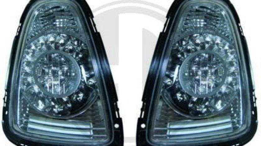 STOPURI CU LED BMW MINI R56/57 FUNDAL CROM -COD 1206995