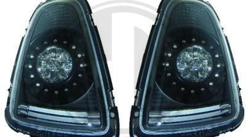 STOPURI CU LED BMW MINI R56/57 FUNDAL SMOKE -COD 1206999