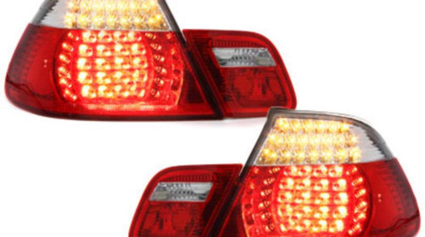 STOPURI CU LED BMW SERIA 3 E46 CABRIO