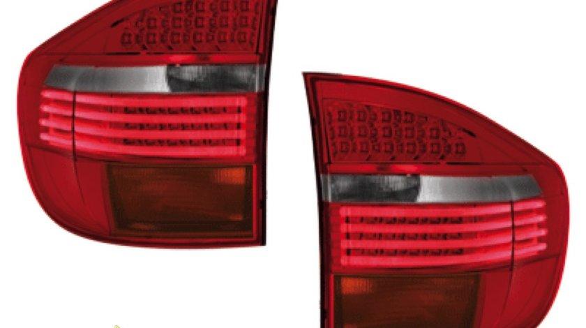 STOPURI CU LED BMW X5 E70 - STOPURI BMW X5 E70 FACELIFT