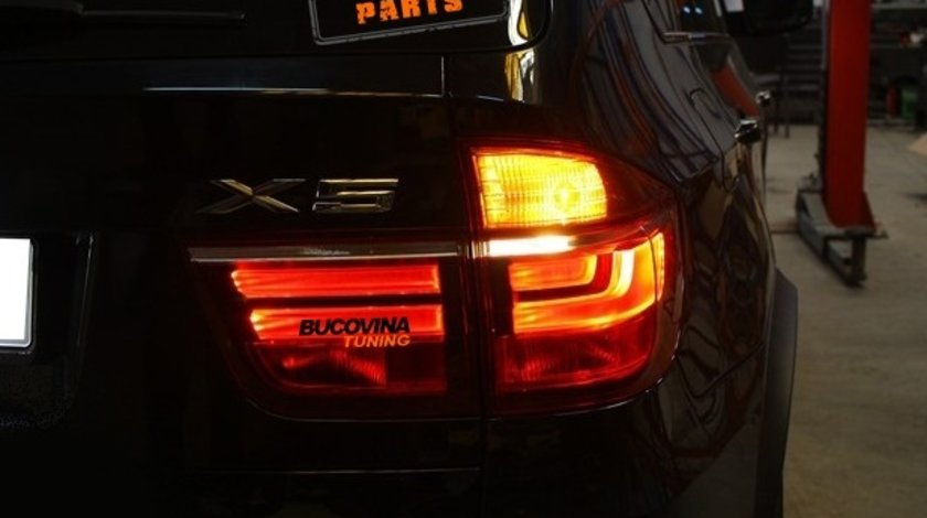 STOPURI CU LED BMW X5 E70