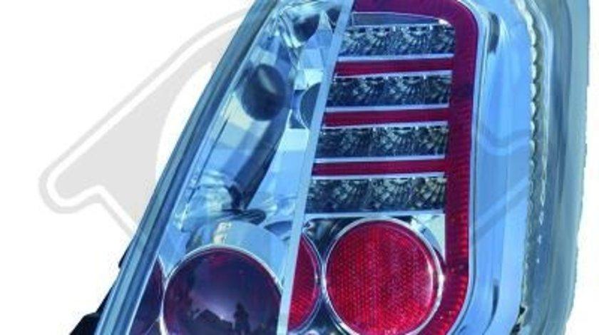 STOPURI CU LED FIAT 500 FUNDAL CROM -COD 3405995