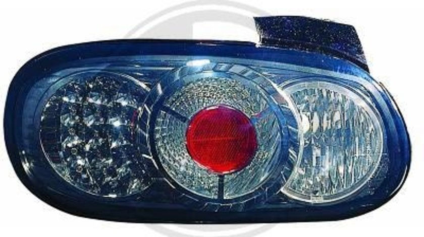 STOPURI CU LED MAZDA MX5 FUNDAL BLACK -COD 5651996