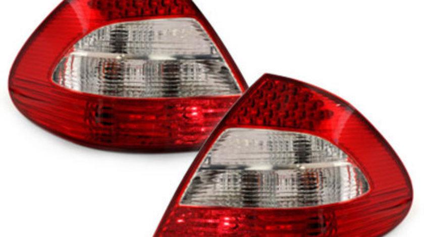 STOPURI CU LED MERCEDES BENZ E-CLASS W211 LIMUZINA