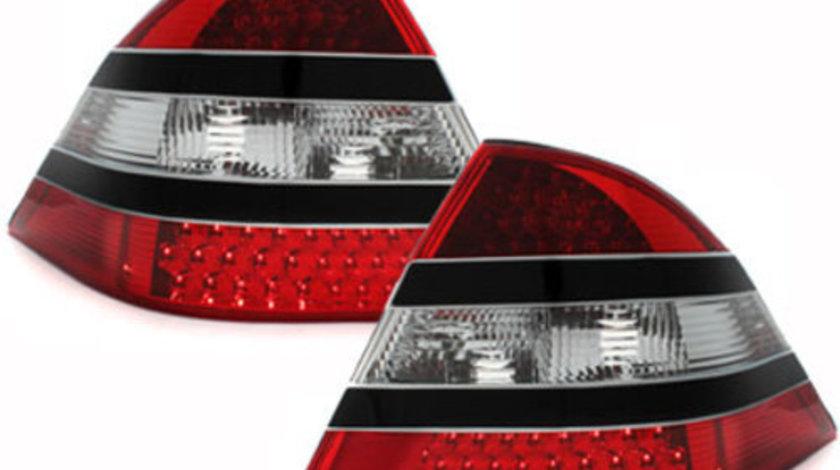 STOPURI CU LED MERCEDES BENZ S-CLASS W220