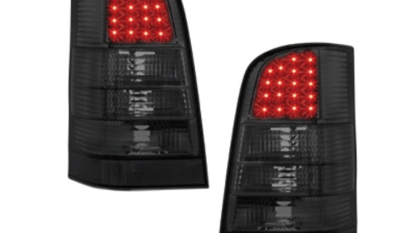 STOPURI CU LED MERCEDES VITO FUNDAL BLACK -COD 1665996