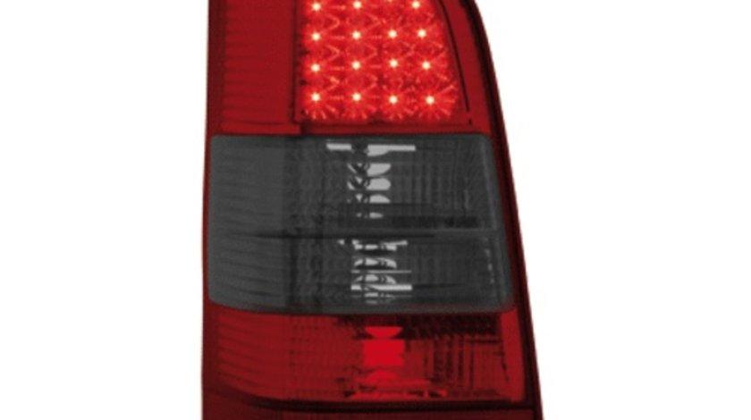 STOPURI CU LED MERCEDES VITO FUNDAL RED/BLACK -COD 1665998