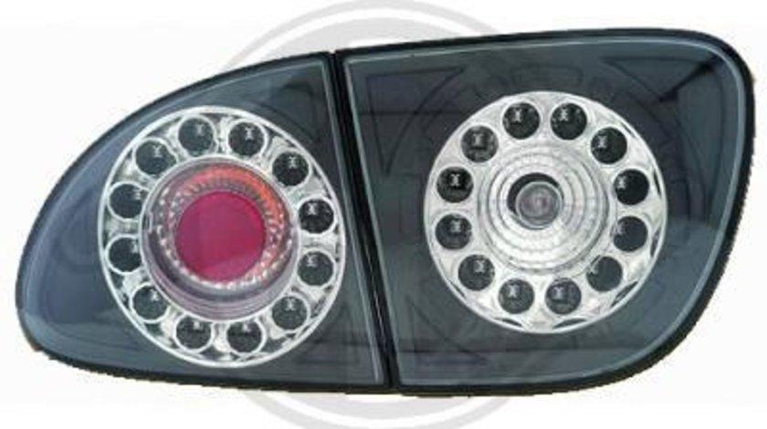 STOPURI CU LED SEAT LEON/TOLEDO FUNDAL BLACK -COD 7431998