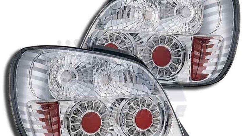 STOPURI CU LED SUBARU IMPREZA FUNDAL CROM -COD FKRLXLTY8001