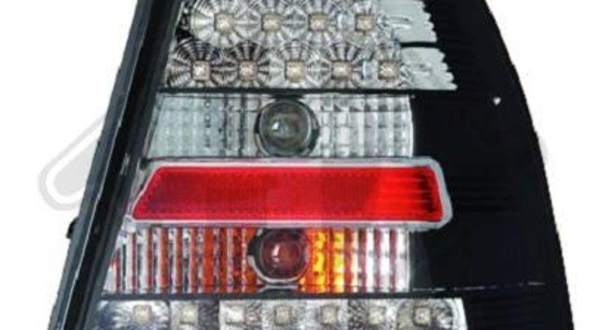 STOPURI CU LED VW BORA FUNDAL BLACK -COD 2231998