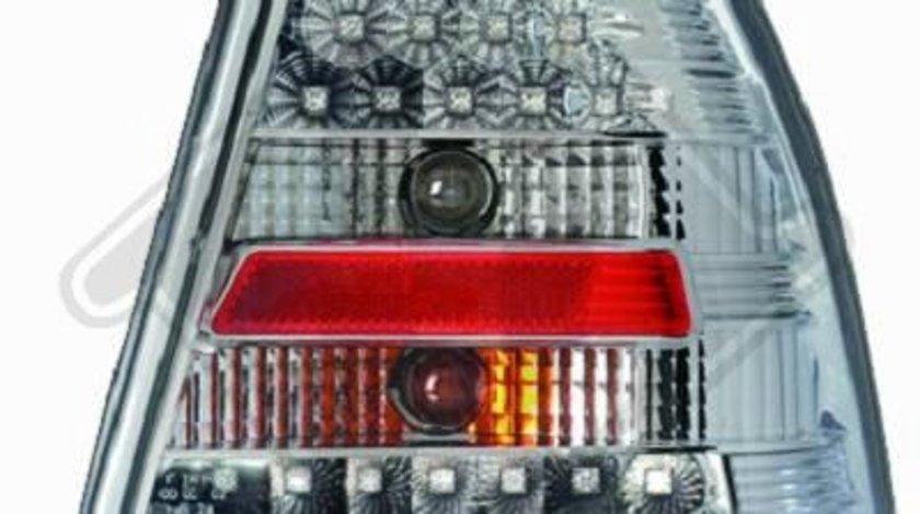 STOPURI CU LED VW BORA FUNDAL CROM -COD 2231996