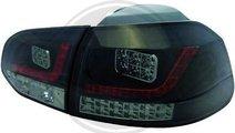STOPURI CU LED VW GOLF VI FUNDAL BLACK -COD 221599...