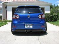 Stopuri cu leduri VW GOLF 5 originale
