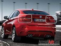 Stopuri Facelift BMW X6 E71 Model LCI