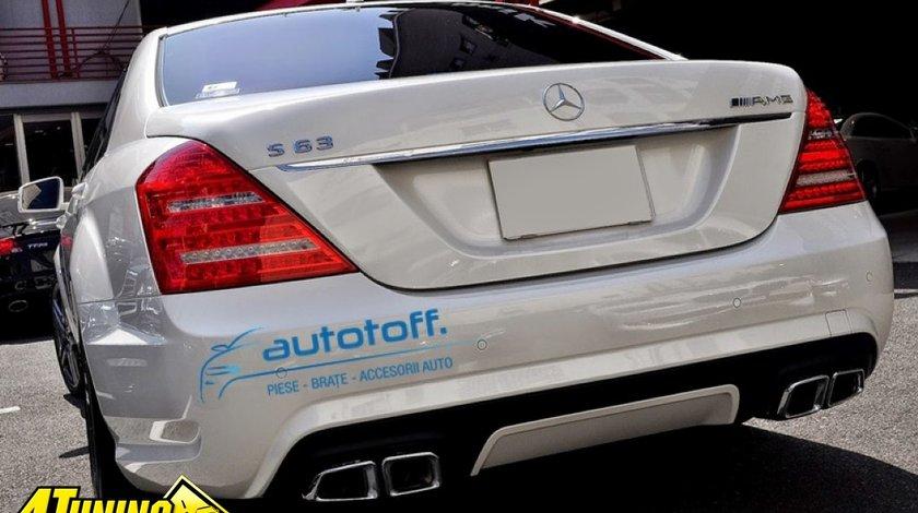STOPURI facelift pentru W221 Mercedes full LED 2006-2011