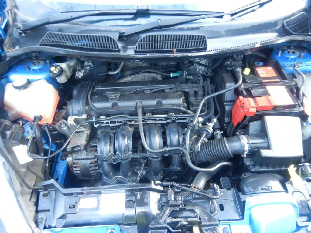 Stopuri Ford Fiesta 6 2009 Hatchback 1.25L Duratec DOHC EFI(80PS)