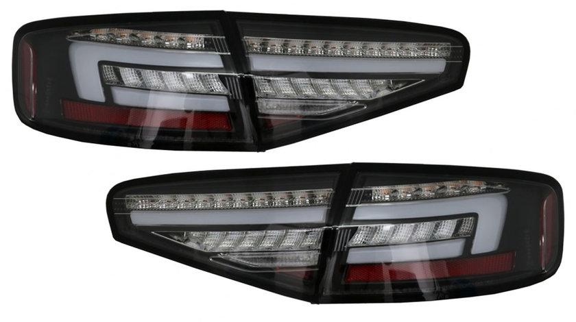 Stopuri Full LED Audi A4 B8 Sedan (12-15)