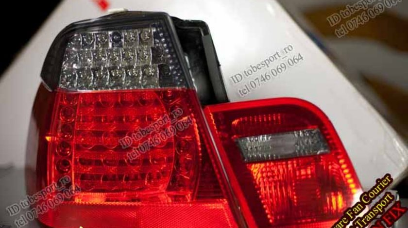 Stopuri full LED BMW E46 Sedan Coupe Pret 149 Euro