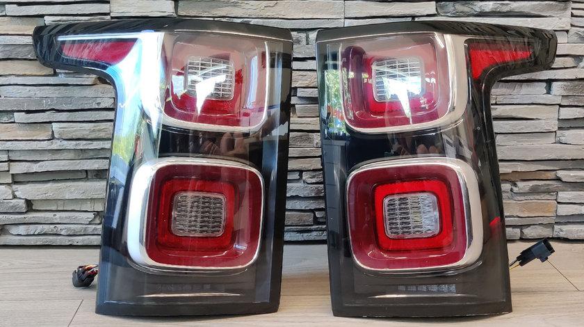Stopuri Full LED compatibil cu Land Range Rover Vogue IV L405 (13-17) Facelift Design