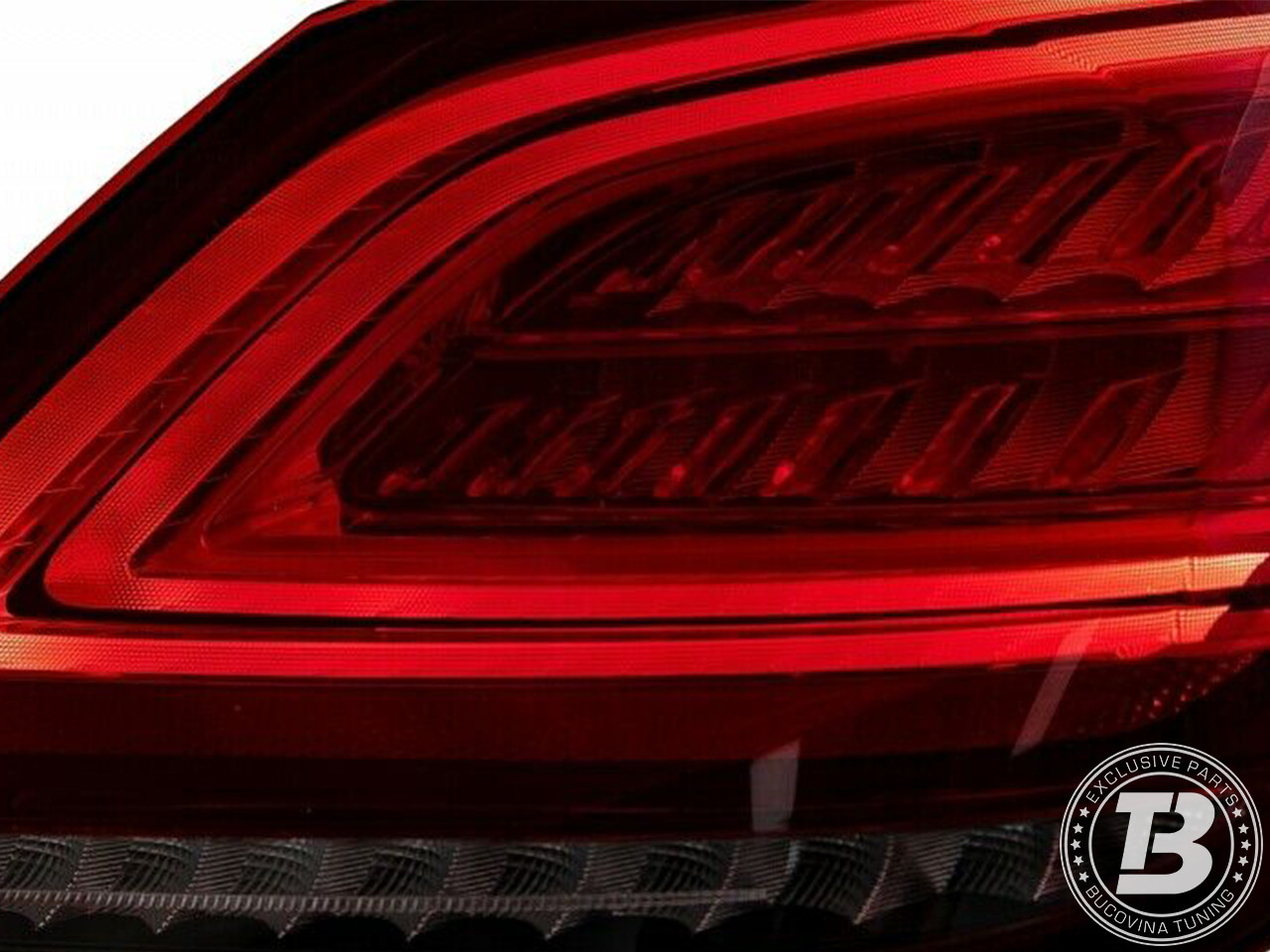 Stopuri Full LED Mercedes Benz C Class W205 (14-18) Facelift Design