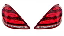 Stopuri Full LED Mercedes Benz S-Class W222 (2013+...