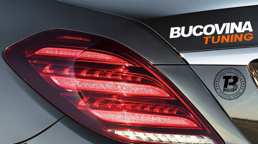Stopuri Full LED Mercedes Benz S Class W222 (Dupa-2013) Facelift Design