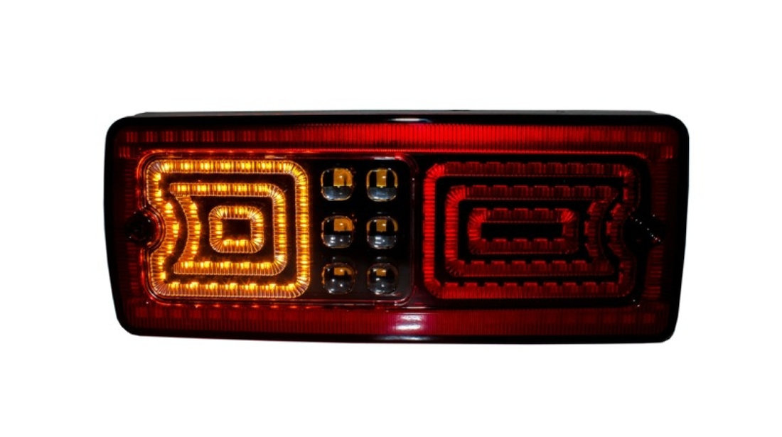 Stopuri full Led Mercedes G class W463