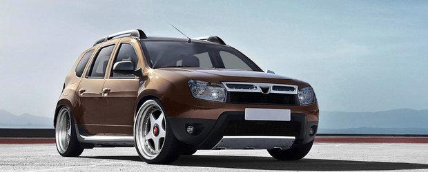 Stopuri FULL LED pentru Dacia Duster: oferta de toamna!