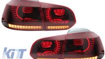 Stopuri Full LED VW Golf 6 VI (2008-2013) R20 Desi...