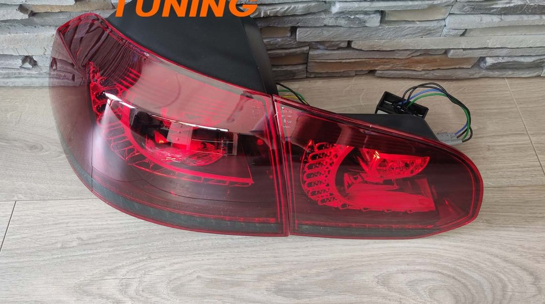 Stopuri Full LED VW Golf 6