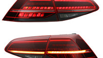 Stopuri Full LED VW Golf 7 (12-17) Facelift Design