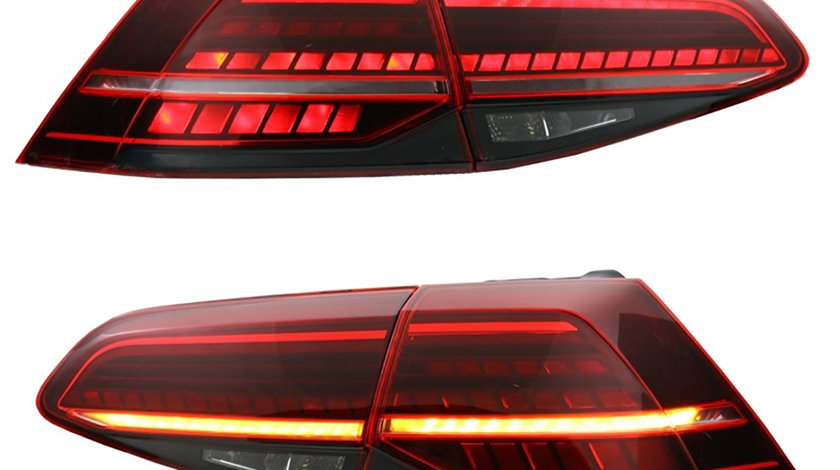 Stopuri Full LED VW Golf 7 (12-17) Facelift Design