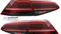 Stopuri full LED VW Golf 7 (2012-2017) Facelift De...