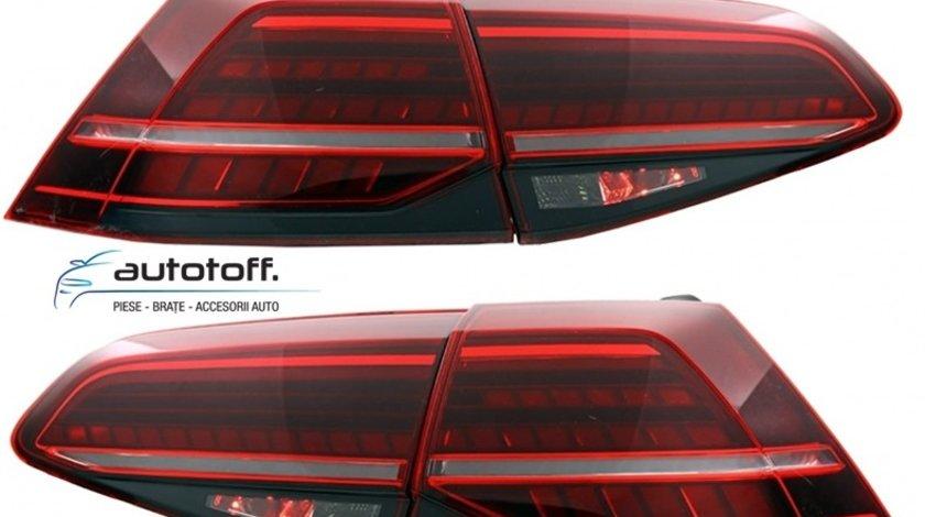 Stopuri full LED VW Golf 7 (2012-2017) Facelift Design