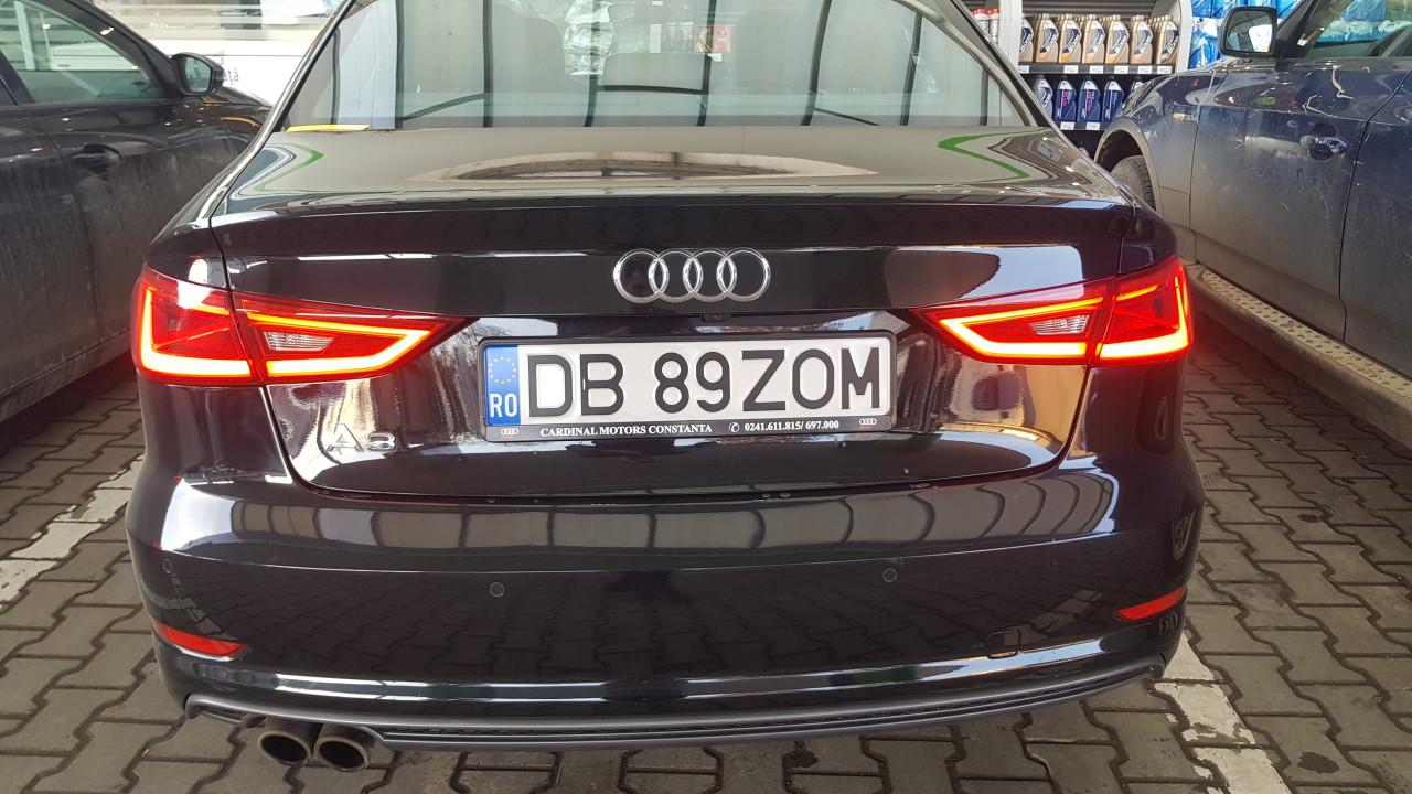 Stopuri LED Audi A3 8V sedan