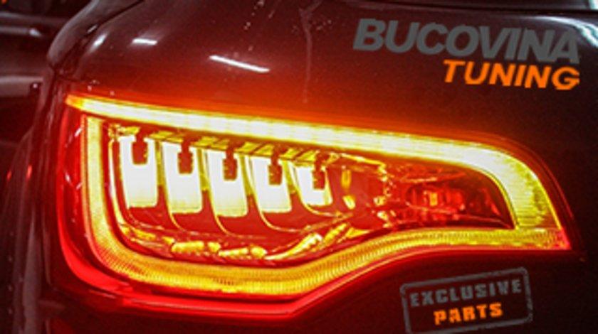 STOPURI LED AUDI Q7 4L (05-15) FACELIFT DESIGN