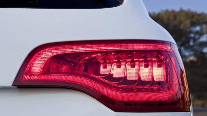 Stopuri LED Audi Q7 facelift design
