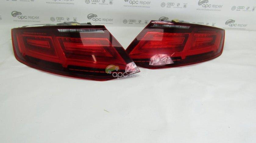Stopuri Led Audi TT 8S - semnalizare dinamica Originale 8S0945095A - 8S0945096A