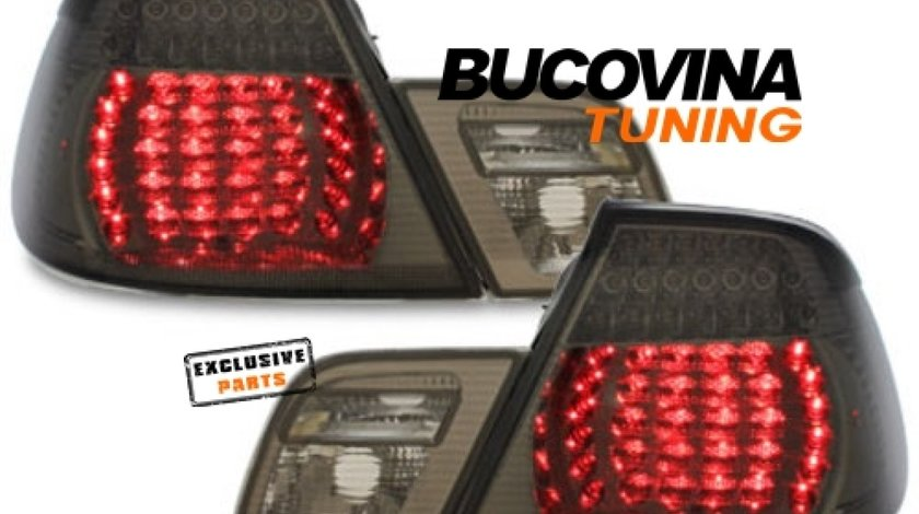 STOPURI LED BMW 3er E46 COUPE 98-03 – FUNDAL FUMURIU